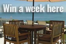 WeNeedaDreamVacation / Win a summer week at this gorgeous oceanfront Cape Cod vacation rental. We've been there, it's awesome!