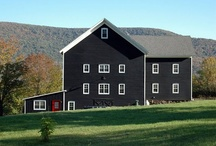 Barns...Farms and...what? Don't judge me.