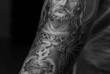 tattoo jezus