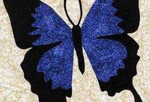 Butterflies / by Jacqueline Laslocky