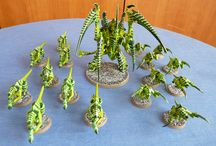 Tyranids Hive Fleet Emerald / Small Army of Tyranids