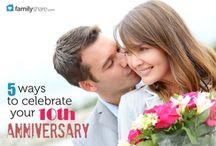 Anniversary plans / by Tonya Cooper Nickell
