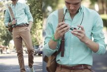 Men's Fashion - Inspirations