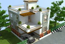 Designing architect