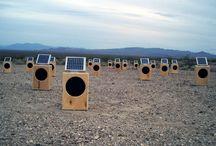 Eco-art / When art meets eco-sustainability.