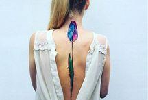Tulipán tattoo
