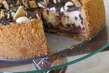 cheese cakes / by Janet Danko-Martin