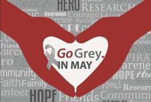 May - Brain Tumor Awareness Month