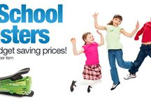 Back to School / Tools and Ideas to help get you ready for Back to School. / by OfficeSupply.com