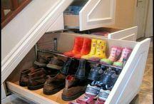 cipő tároló