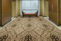 Commercial patterned carpet / Time-honoured, tailored commercial carpet designs for high-density residential, commercial and hospitality buildings.