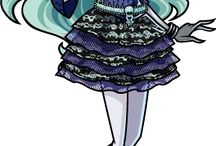 monster high girls