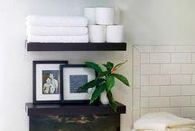 design-bathrooms / by Michelle Robison