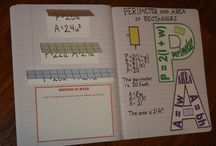 Notebookin': Using Interactive Notebooks in the Classroom / by Katie Beebe