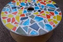 Mosaic / Arte y jardines
