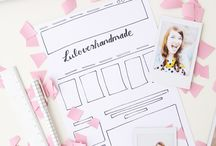 Blog Design: Themes & Makeovers