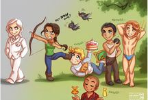 Hunger Games Art