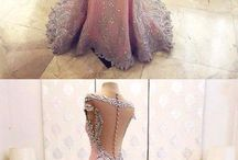 Azraa matric ball dress