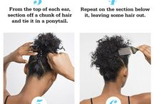 how to make different hair style