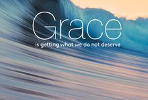 Grace / Words on or about GRACE