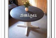 Bord / Bord sælges #bord #sælge #salg  800 kr Afhentes i Ballerup koksgrå ( lidt blåligt/ hvidt)
