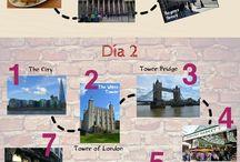 Lugares que visitar