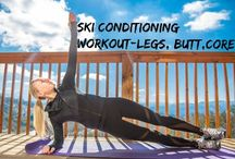 Full Body Workouts / Full Body Workouts you can do at home! These workouts were created for women and girls from around the world! They will boost your metabolism, sculpt lean muscles, burn fat, and challenge & transform your body. You'll work your arms, core & abs, booty, and legs! Stay Fabulous!