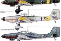 Stuka-diver-bomber