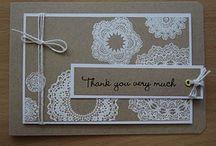Cards I like / by Dianne Griffard