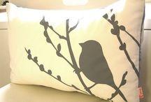 love bird decor / by Elaine Strathern