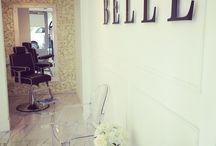 Floral salon art