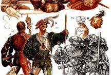 landsknecht tøj