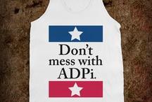 ADPi <> / by Jackie White