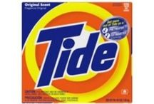 Detergent Coupons / Save money with detergent coupons, Tide, Gain