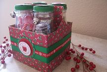 Christmas Gift Crafts / by Cyndie Duhan