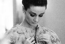 I mille volti di Audrey....