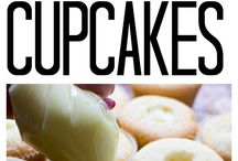 Delicious Cupcake recipes and how to's / Every kind of cupcake you can imagine and how to's