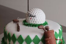 Golf Cakes / by Cake Central