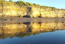my photos of backbeach  in new plymouth