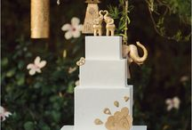 Wedding plans for Indian Themed Wedding / Amazing cakes Indian Style