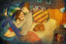 Como una pareja