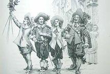maurice leloir illustrations trois mousquetaires