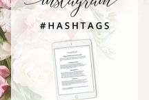 Instagram thoughts / Do you need guidance on Instagram? How to make your photos look their best or which hashtags to use? This board will give you all that!