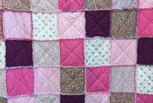 Handmade by me / Quilts die ik zelf gemaakt heb
