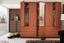 Wardrobes - 5 Door