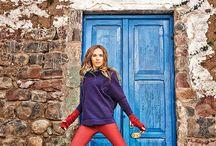 KUNA Winter 2014 / Elegante Alpaka Mode von KUNA- für Damen und Herren
