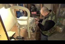 Ristrutturare una sedia
