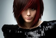 Hair / Hair styles colors and products / by Jeanette Hildwine