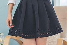 Skirts!