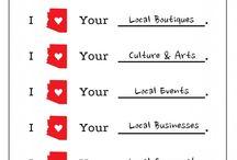 Local Love / ALL things Arizona - events, art, shops, restaurants